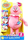 Yo Gabba Gabba! Play Along Plush - Foofa