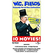 W.C. Fields Comedy Favorites Collection DVD
