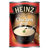 Heinz Classic Cream of Chicken Soup 400g (Pack of 12)