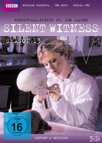 Silent Witness_Gerichtsmediziner Dr. Leo Dalton - Season 13 [3 DVDs]
