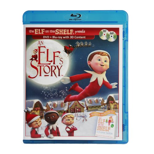 An Elf's Story DVD/Blu-Ray Combo Pack - 1