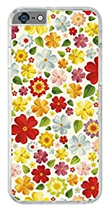 iPhone 6 Cover Case,Premium Quality Designer Printed 2D Transparent Lightweight Slim Matte Finish Hard Case Back Cover for Apple iPhone 6 by Tamah