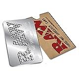 Raw Threads, Raw Grinder Card (Tamaño: Raw Grinder Card)