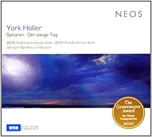 Holler: Spharen for Large Orchestra & Live Electronics