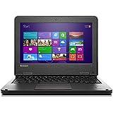 "Lenovo ThinkPad 11E Ultraportable Business Notebook, Intel N2940 Quad-Core, 128GB Solid State Drive, 4GB DDR3, 802.11ac, Bluetooth, Win10Pro, Black, 11.6"""