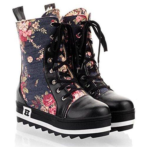 Scuola di moda ragazze pastorale neve stivali , 38