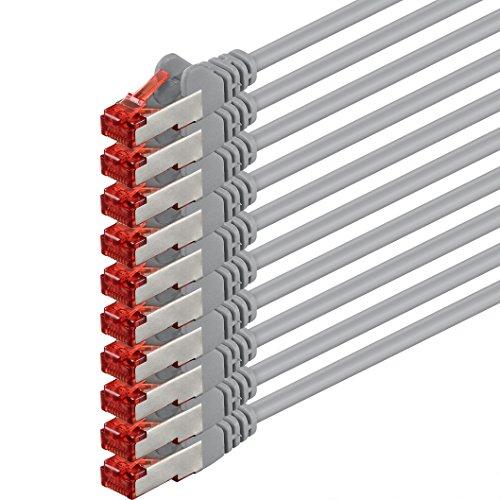 1attack-cable-reseau-ethernet-rj45-cat6-lan-set-s-ftp-10-pieces-1m-1-gris
