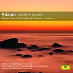 Adagio - Balsam f�r die Seele (CC) (Classical Choice)