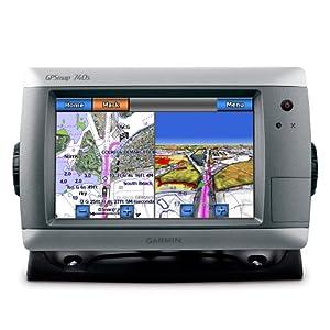 Garmin GPSMAP 740S GPS Chartplotter w Sounder by Garmin