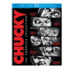 Chucky: The Complete Collection [Blu-ray]