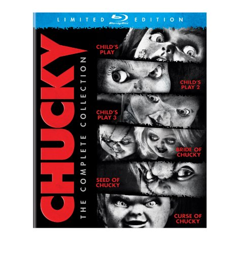 "54% Off ""Chucky: The Complete Collection"" on Blu-ray"