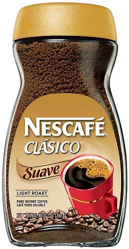 Nescafe Clasico Suave, 7-Ounce Jar
