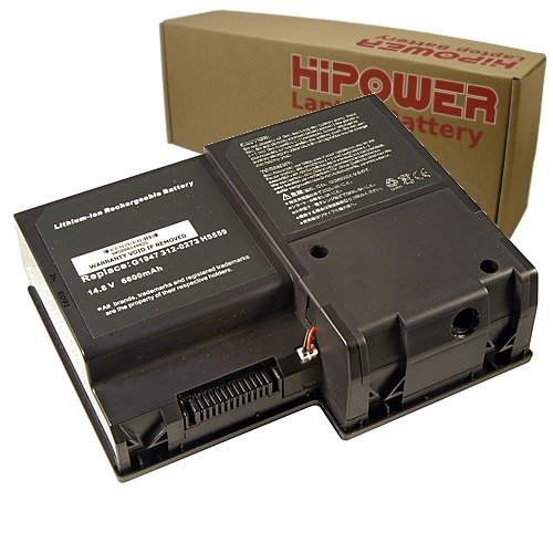 Hipower Laptop Battery For Dell Inspiron XPS 9100, PP09L Laptop Notebook Computers (Not for XPS Generation 2, PP14L)