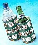 Rapid Ice Poker Beer Coolers By Vacu Vin - Set of 2