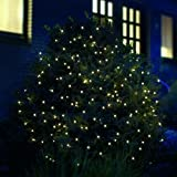 Kitchen - LED Lichternetz 3 x 3 m Lichtnetz mit 200 LEDs warmwei�