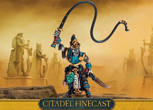 Tomb Kings Necrotect
