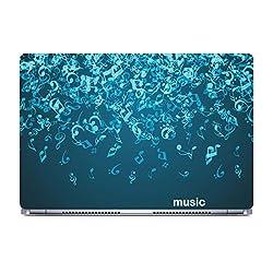 Posterboy Musicfolks Laptop Skin (Multicolor)