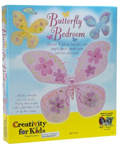 Creativity For Kids Butterfly Bedroom front-784506