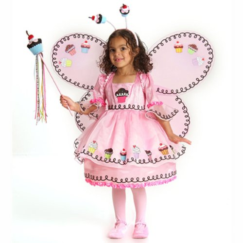 Princess Paradise - Cupcake Fairy Toddler / Child Costume