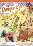 Scribble Down Activity Transfers Pack - Dinosaur Encounter