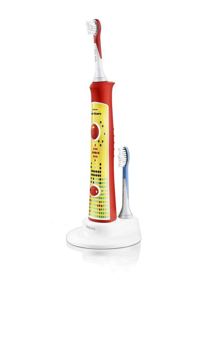 Brosses � dents �lectriques PHILIPS HX631102 ROUGE