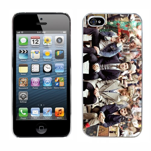 Mumford & and Sons Case Fits Iphone 5 Cover Hard Protective Skin 4 for Apple I Phone