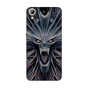 FASHEEN Premium Designer Soft Case Back Cover for HTC Desire 626
