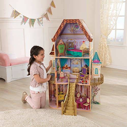 KidKraft Belle Enchanted Dollhouse JungleDealsBlog.com