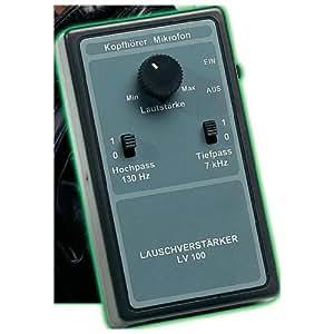 Amplificateur de microphone LV 100