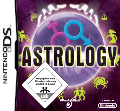 Astrology - [Nintendo DS], Nintendo DS