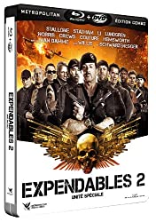 Expendables 2 - Unité spéciale (Blu-ray + DVD Combo) [Blu-ray]