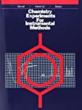 img - for Chemistry Experiments for Instrumental Methods by Donald T. Sawyer (1984-09-03) book / textbook / text book