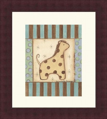 Barewalls Wall Decor by Bernadette Deming, Baby Giraffe - 1