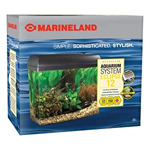 Marineland Eclipse  Aquarium System 12 Gallons
