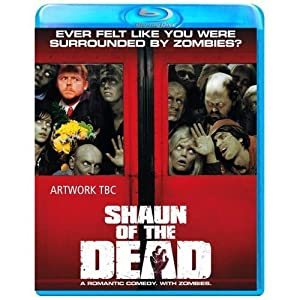 Shaun of the dead [Blu-ray] [Import belge]
