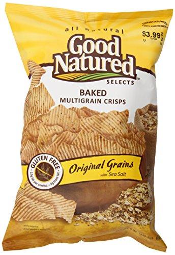 Good Natured Selects Multigrain Baked Crisps, 8 Ounce (Multigrain Sea Salt compare prices)