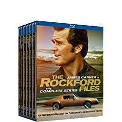The Rockford Files The Complete Series [Blu-ray]