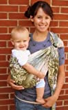Lite-on-Shoulder Baby Sling(Fern Batik)
