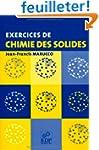Exercices de chimie des solides