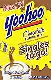 Yoo-hoo Chocolate Flavor Mix Singles to Go! [1 Box, 6 Packets]