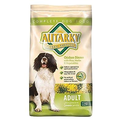 Autarky Chicken Dinner Adult Working Dog Food