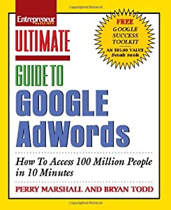 "Cover of ""Ultimate Guide to Google AdWord..."