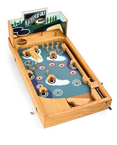Legler Golf Course Pinball Table Soccer and Billiard by Small Foot
