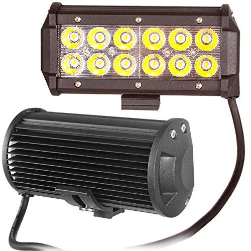 ATNEC LED Light Bar 2PCS 6.5