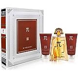 Pi de Givenchy by Givenchy for Men 3 Piece Set Includes: 3.3 oz Eau de Toilette Spray + 2.5 oz After Shave Care Alcohol-Free + 2.5 oz All Over Shampoo