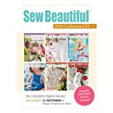 Sew Beautiful 2010 Collection CD