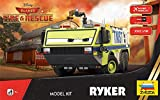 Zvezda Models Disney Planes 2 Fire and Rescue Ryker Model Kit