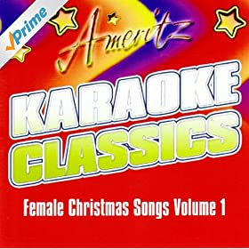 Karaoke - All I Want For Christmas Is You