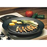 Smokeless Indoor Stove Top 2 Piece Grill Set