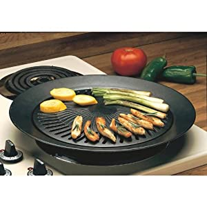 Amazon Com Stove Top Smokeless Grill Indoor Bbq Electric